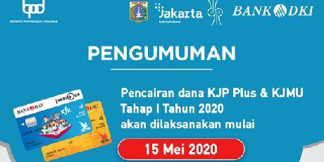 Informasi Pencairan Dana KJP Plus Tahap 1 Tahun 2020