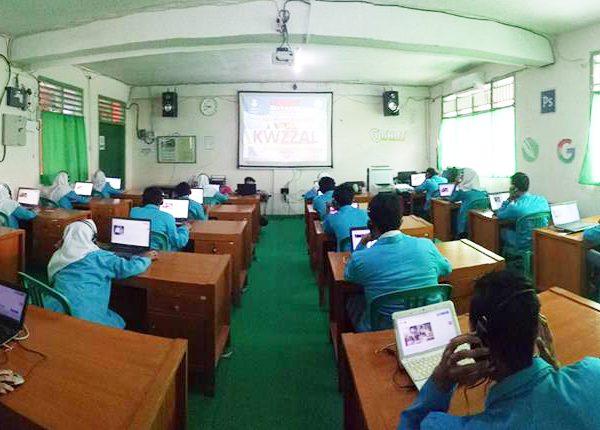 Membangun Paperless School di Sekolah